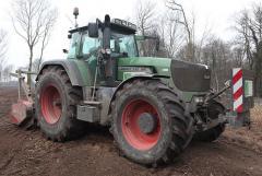 Трактор  FENDT 930 VARIO TMS