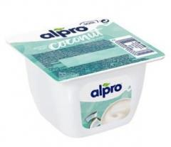 Alpro, Classic Coconut, 125 г, Алпро, Десерт