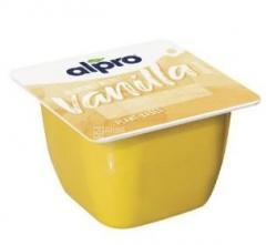 Alpro, Simply Vanilla, 125 г, Алпро, Десерт