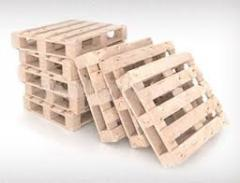 Pallets are special, implementation in Zhytomyr