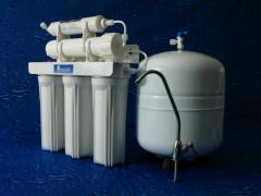 Системы очистки воды комплексные, купить,