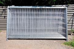 Металлический забор, оградки, беседки,
