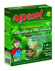 Удобрение от пожелтения хвои Agrecol 1.2 кг