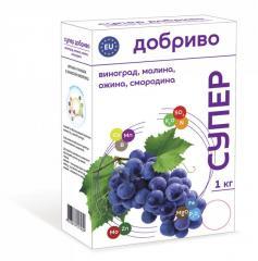 Удобрение для винограда,  малины,  ежевики, ...