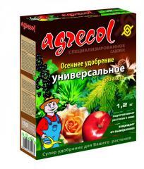 Удобрение универсальное осенне Agrecol 1.2 кг
