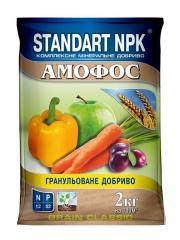 Удобрение комплексное Амофос Standart NPK 2...