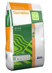 Удобрение Sierrablen Spring Start 28+5+5+Fe...