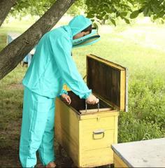 Костюм пчеловода Евро ткань габардин