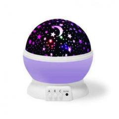 Проектор звездное небо ночник шар Star...