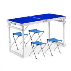 Стол для пикника раскладной Folding Table, 4
