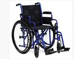 Wheelchair with removable wheels of Millenium II