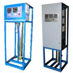 Gasifier carbon dioxide electric GU 125, GU 250,