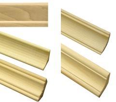 Плинтусы деревянные