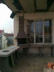 Строительство барбекю,  заказать в Одессе и...
