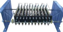 Blocks of resistors of the YaS series