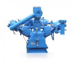 Compressor unit GSh1-4-1.5-11 / 11-17
