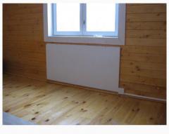Отопление квартиры ИК панелями ИК -700