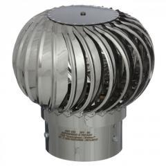 Турбодефлектор LUX1 на трубу 50 до 100 мм ,full