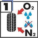 Газ для шин TURBO-TRONIK