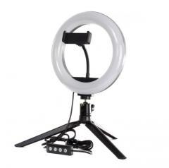 Кольцевая LED лампа 20 см PHS M-20