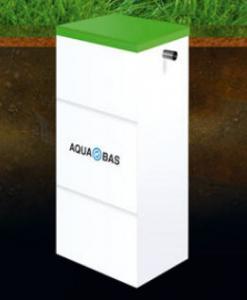 Sewer local treatment facilities (LKOS) AQUABAS,