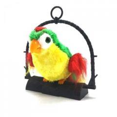 Попугай-повторюха, зеленый 1088
