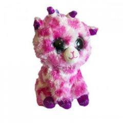 """Мягкая игрушка """"Глазастик: розовый жирафик""""..."""