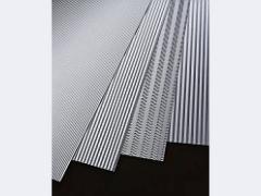 Листы алюминиевые профилированные