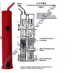 Сепаратор газосодержащего бурового раствора...