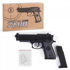 Пистолет металлический ZM18 ZM18L0024