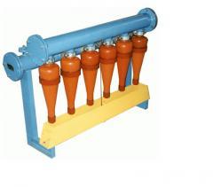 Desilter hydroclone IG-45M