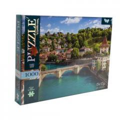 "Пазлы ""Старый город, Берн, Швейцария"","