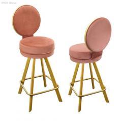 Барные стулья высокие N02-03