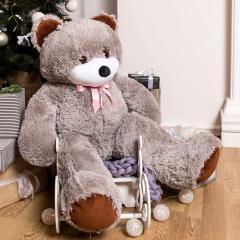 Мягкая игрушка большой плюшевый мишка медведь