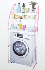Полка стеллаж напольный над стиральной машиной