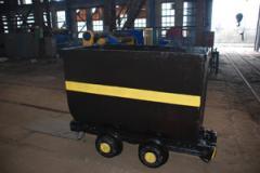 Mine trolley of VG1,2-600