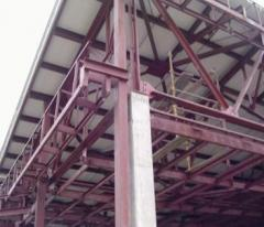 Construction metalwork of any degree of complexity