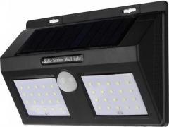 Двойной светильник UKC 1626A с датчиком движения и