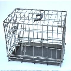 Metal cages for dogs
