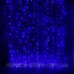 Гирлянда штора водопад 280 LED 2м/2м на...