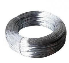 Carbonaceous steel wire spring in accordance with