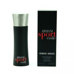 Парфюмерия Armani Code Sport men