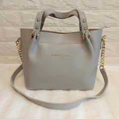 Женская сумка летняя среднего размера ( нежно