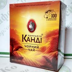 Чай Принцесса Канди Пакетированный черн. 100*2г