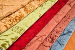 Флок - мебельная ткань