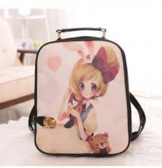 Рюкзаки с принтами аниме