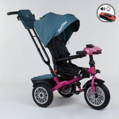 Велосипед BEST TRIKE 9288B-4265 бирюзовый