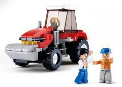 Конструктор SLUBAN M38-B0556 ФЕРМА - Трактор (103