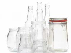 Стеклобутылки из прозрачного стекла
