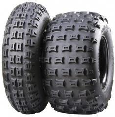 Kvadroshina, the tire for ATV ATVs, slopes for